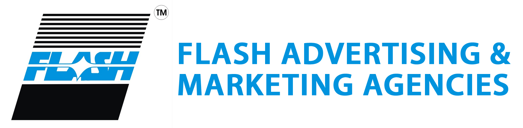 Flash Advertising and Marketing Agency logo